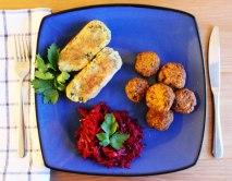 Lentil-Meatballs-Dinner